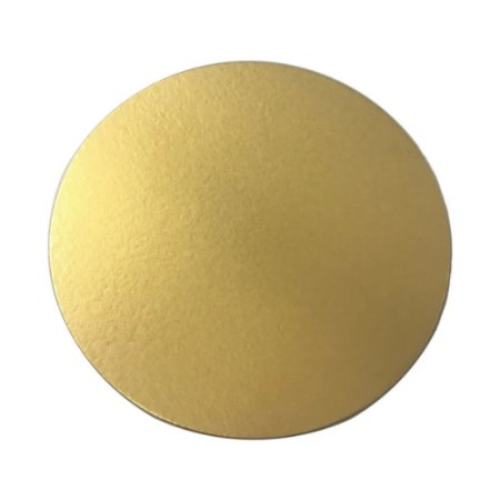Disco Liso Dourado 30 - Diâmetro 300 mm Pacote com 10 unidades
