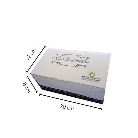 Cx H03 -  20x12x8 cm. Pacote com 50 unid. Valor unid. R$ 1,61