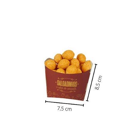 Cx Mini MS01-  8,5x7,5x7,5 cm. Pacote c/ 50 unid. Valor unid.R$ 0,68
