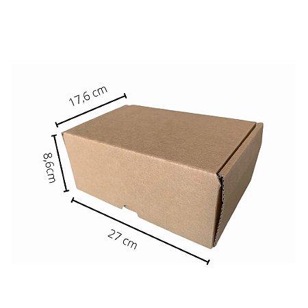 EX-9722K  27x17,6x8,6 cm. Pacote C/ 10. Valor unid. R$ 4,19