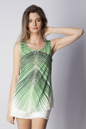 REGATA CASUAL TERMO COLANTE - THE LEAF GREEN