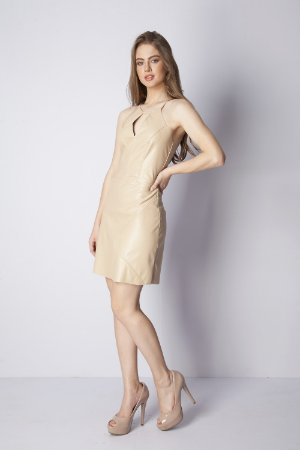 VESTIDO HAPPY HOUR - NUDE