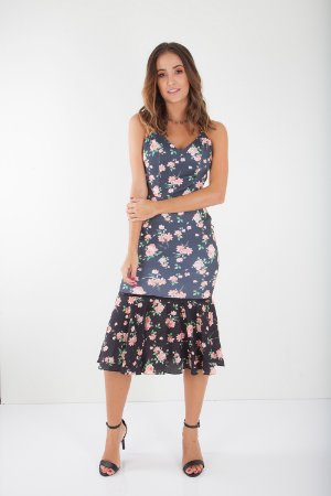 VESTIDO HAPPY HOUR - TWIG ROSE