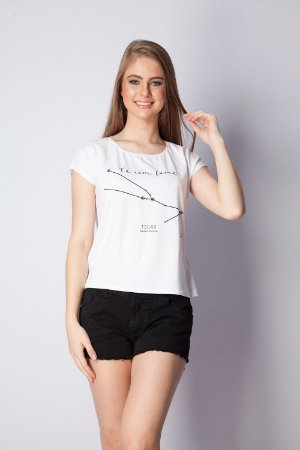 T-SHIRT HAPPY HOUR SIGNOS - TOURO