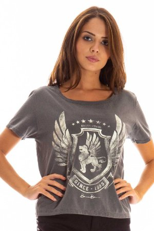 T-Shirt Bana Bana Estampada