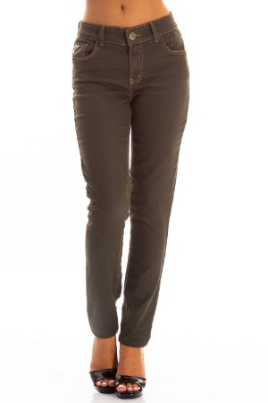 Calça Jeans Bana Bana Midi Skinny Color