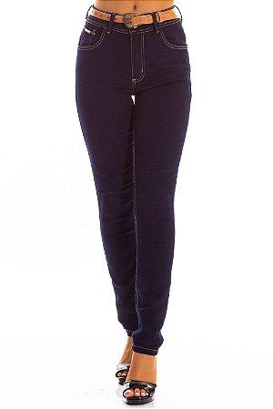 Calça Jeans Bana Bana High Skinny com Cinto