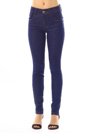 Calça Jeans Bana Bana Midi Skinny