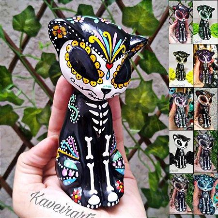 Gato Esqueleto Mexicano (Pequeno)