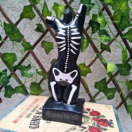 Manequim Esqueleto Feminino