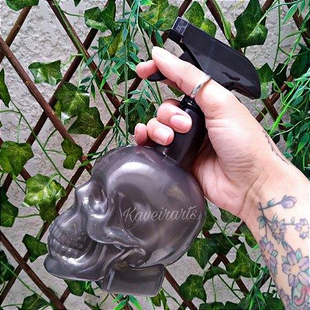 Borrifador Caveira Plástico 500ml