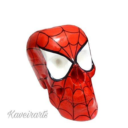 Caveira Homem Aranha