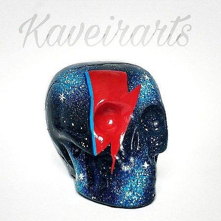 Caveira Galaxy Bowie P