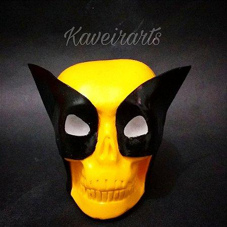 Caveira Wolverine (Pequena)