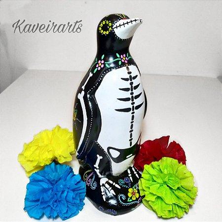 Pinguim Mexicano (opções de cores)
