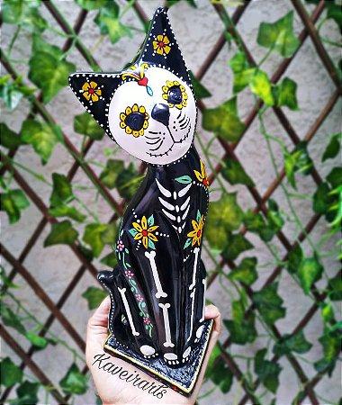 Gato Esqueleto Mexicano (Grande)
