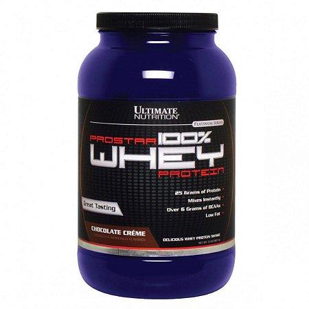 Prostar 100% Whey - Ultimate 900g