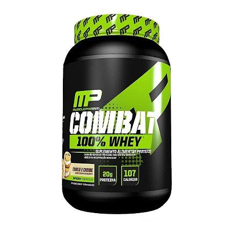 Combat 100% Whey 907g
