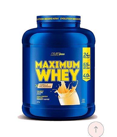 Maximum Whey 2.272kg - Blue series