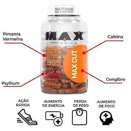 Max Cut - 60caps Maxtitanium