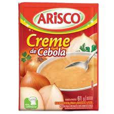 CREME DE CEBOLA ARISCO 61G