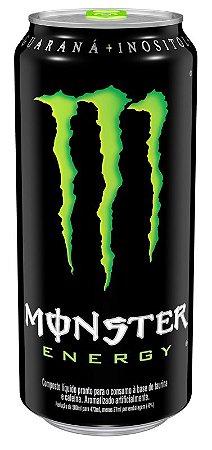 Bebida Energética Monster 473Ml