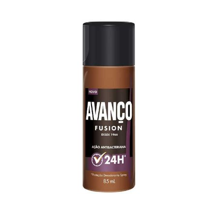 Desodorante Avanço Spray 85Ml Fusion