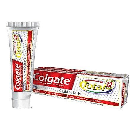 Creme Dental 90G Colg Total 12 Clean Mint
