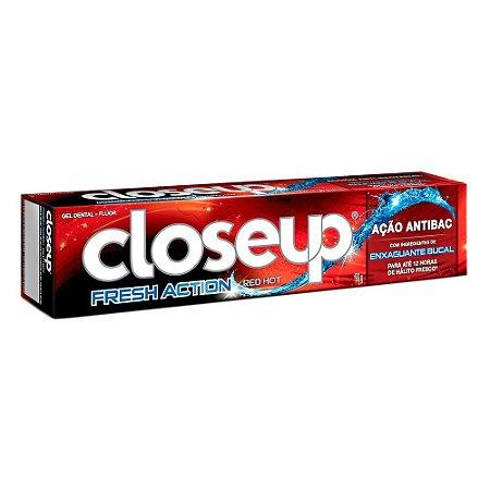 Creme Dental 90G Close Up Red Hot