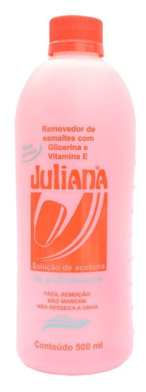 Acetona Juliana 500Ml
