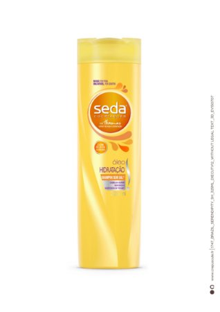 Shampoo Seda 325Ml Oleo Hidratacao