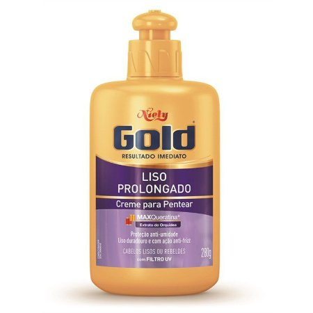 CR PENT NIELY GOLD 280G LISO PROLONGADO
