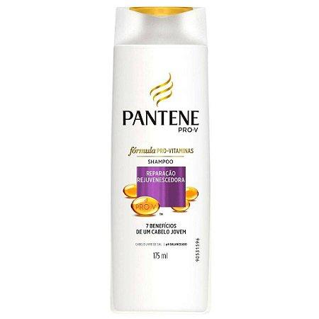 Shampoo Pantene 175Ml Reparador Rejuvenescedora