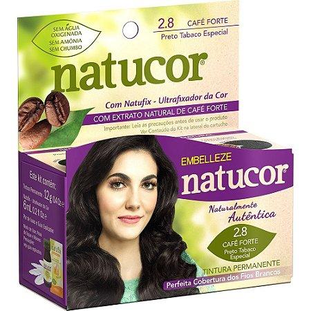 Tinta Natucor 2.8 Preto Tabaco