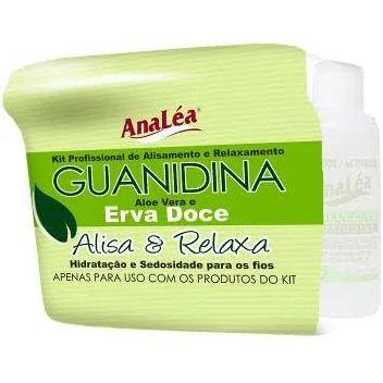 Guanidina Ana Lea 210G Aloe Vera e Erva doce