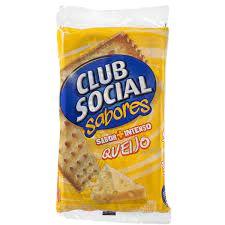 BISCOITO CLUB SOCIAL 141G QUEIJO