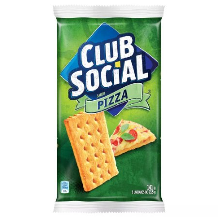BISC CLUB SOCIAL 144G PIZZA
