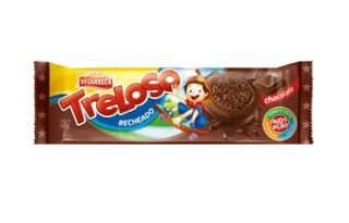 BISCOITO VITARELLA 60G RECHEADO TRELOSO CHOCOLATE
