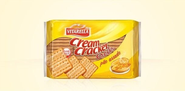 BISC VITAR 400G C.CRACKER CROCKS PAO ASSADO