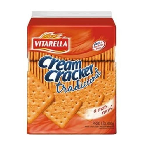 BISC VITAR 400G CREAM CRACKER
