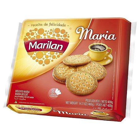 BISCOITO MARILAN 400G MARIA