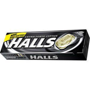 Halls 34G Extra Forte