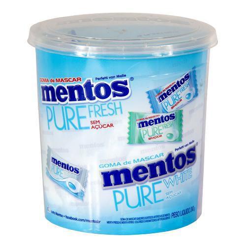 Chiclete Mentos 1,5G Sortidos