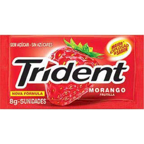Trident 8G Morango