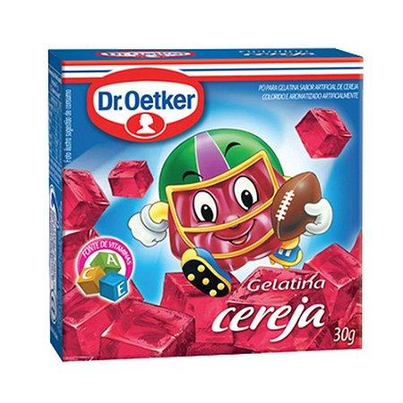 GELATINA DR.OETKER 20G CEREJA