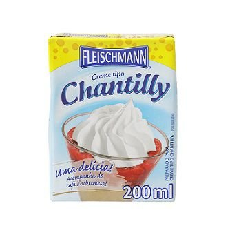 CHANTILLY FLEISCHMANN 200ML
