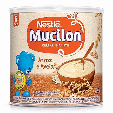 MUCILON 400G ARROZ E AVEIA