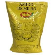 AMIDO MILHO 500G YOKI