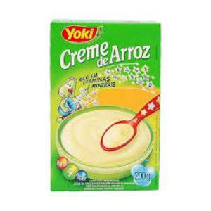 CREME DE ARROZ YOKI 200G