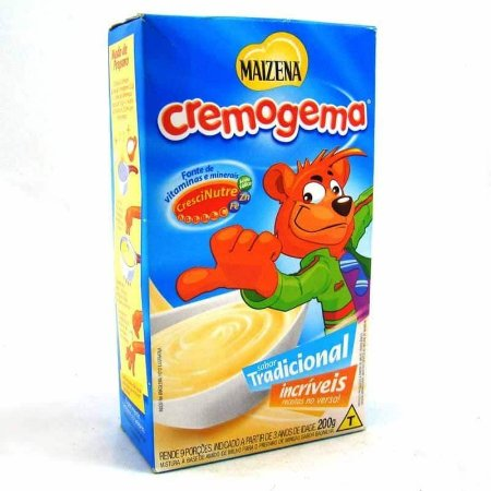 CREMOGEMA 180G TRADICIONAL
